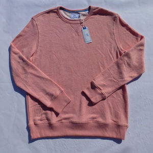 Southern Tide Men Size L XL Pullover Sweater Pink